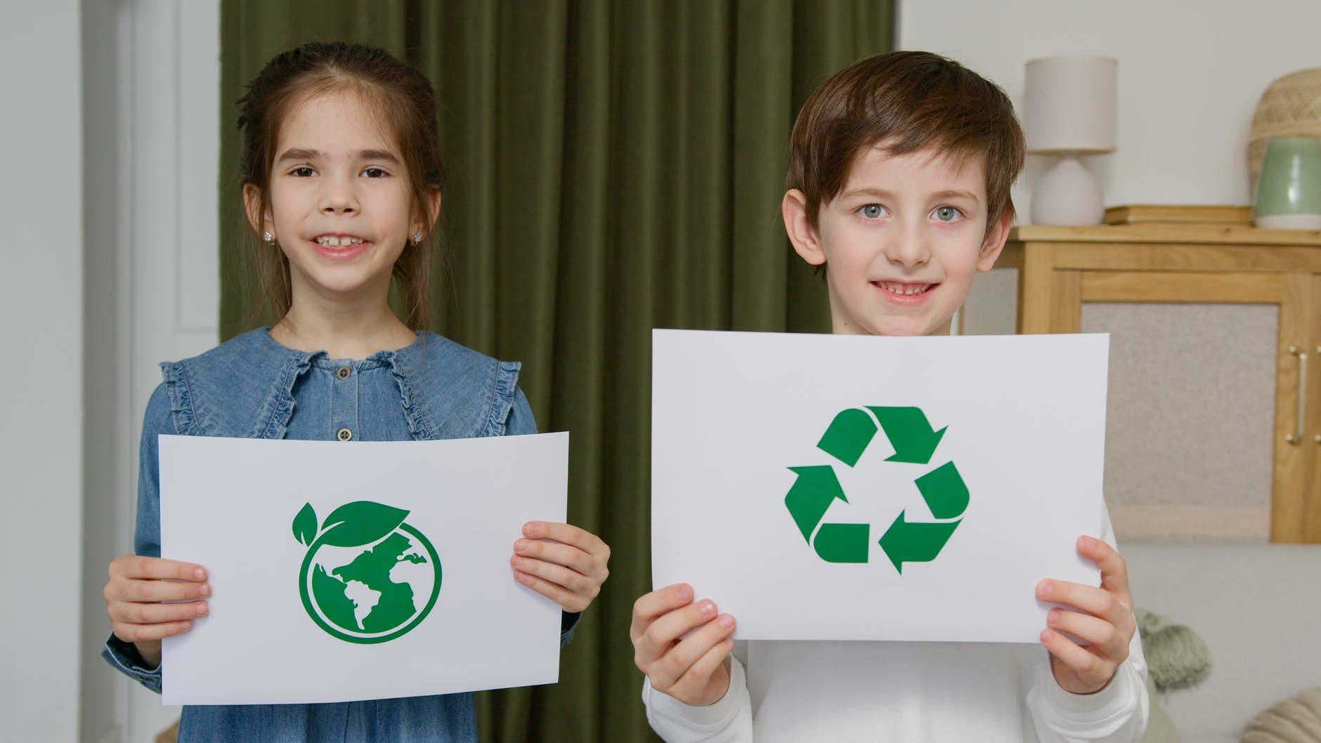 Charte matières recyclables